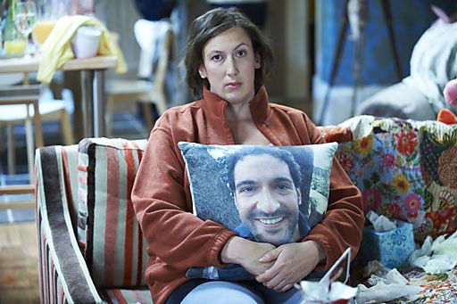 miranda... so so funny! one of the few shows that actually makes me laugh out loud.
