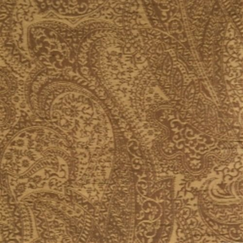Upholstery Fabrics Paisley Walnut Paisley Fabric By