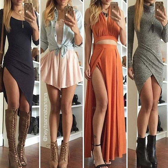1, 2, 3 OR 4!? 😱 #Dress Tag Someone Who'd Wear These! 👇