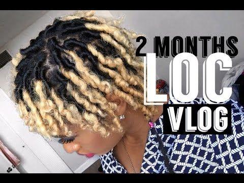 6 Easy Hairstyles For Starter Locs Short X2f Medium Length Xoxkya Youtube Short Locs Hairstyles Locs Hairstyles Natural Hair Styles