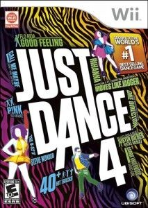 Ok so one major thing about me is that I absolutely LOVE just dance!!!!!!! I do it allll the time!!! Every time someone comes over or I have a party I ask everyone to play it!! Hahaha