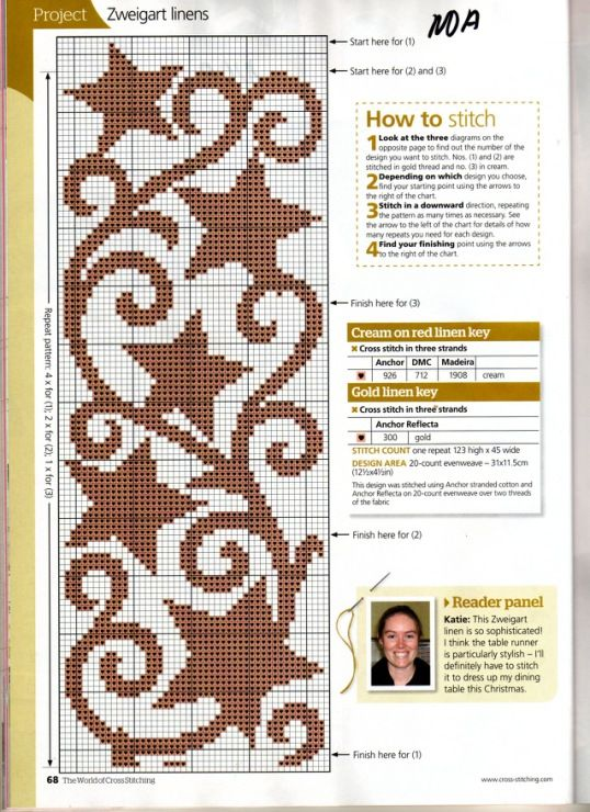Gallery.ru / Photo # 65 - The world of cross stitching 158 - tymannost