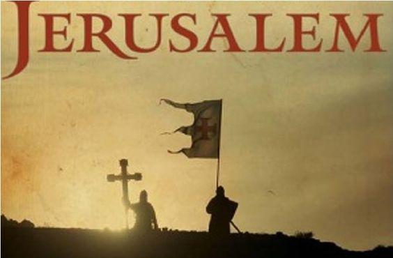 A Batalha de Montgisard garantiu a segurança de Jerusalém.