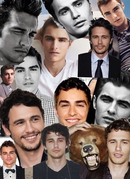 James Franco Tumblr Collage | www.imgkid.com - The Image ... Dave Franco Tumblr Collage