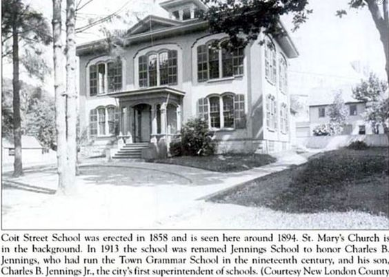 Coit Street School