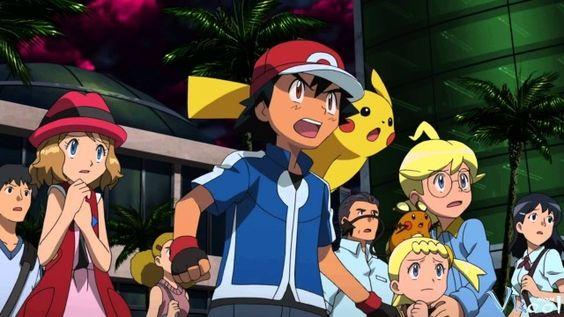 Phim Pokemon Movie 18: Hoopa Và Cuộc Chiến Pokemon Huyền Thoại