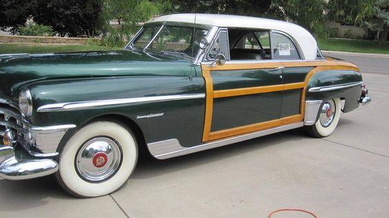 1950 Chrysler Town & Country for sale #1881955 | Hemmings Motor News