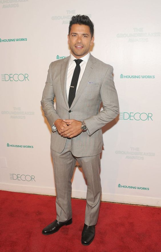 Pin for Later: 20 Stars Who Acted as Wedding Officiants Mark Consuelos
