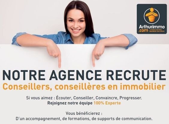 Nous Recrutons Agence Agence Immobiliere Immobilier