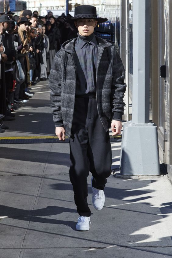 PSNY Fall/Winter 2016 Men's Runway Look 11