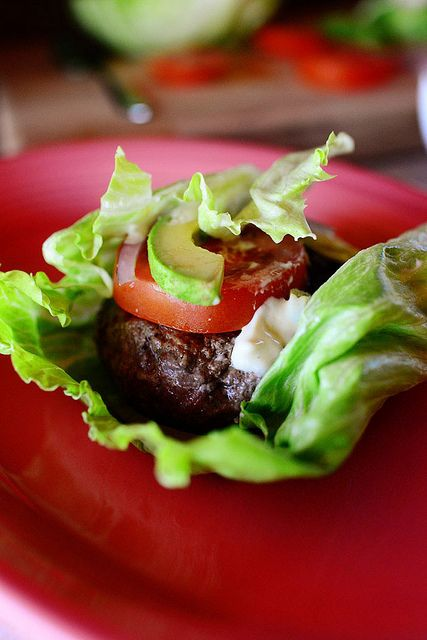 Low carb burger, Burgers and Low carb on Pinterest