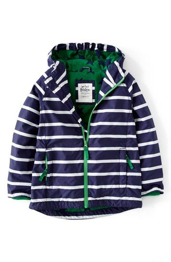 Mini Boden Anorak (Toddler Boys, Little Boys & Big Boys) available at #Nordstrom