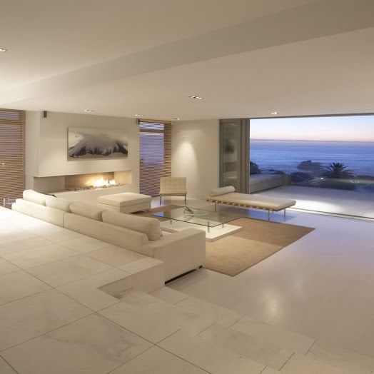Ultimate Luxury Beach House View So My Style All White Beach