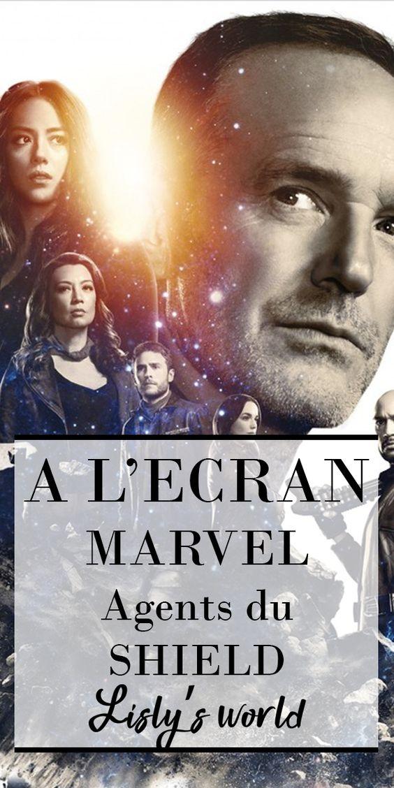 Marvel : Agents du SHIELD