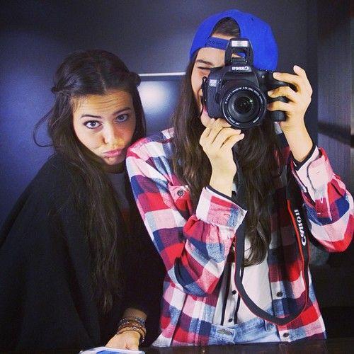 Lisa and Lauren! <3 <3
