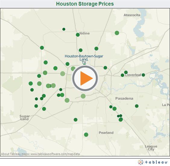 Houston storage prices: http://www.selfstoragedeals.com/houston_tx/
