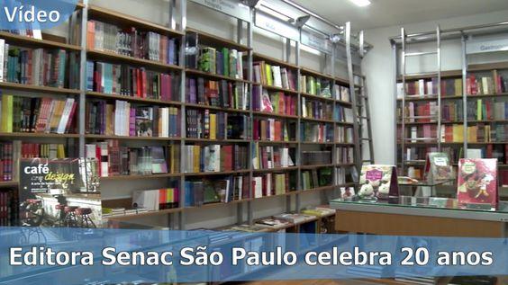 Editora Senac São Paulo - 20 anos