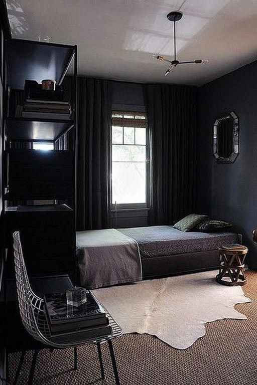 30 Cozy Small Bedroom Ideas For Men Modern Bedroom Ideas For Men Ideas For Mens Bedroom With Unique Wal Cozy Small Bedrooms Bedroom Interior Small Bedroom