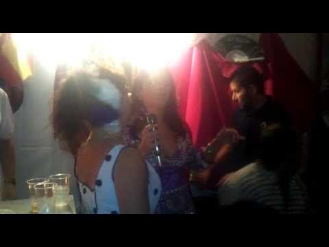 FERIAS DE SALAMANCA 2010. Casa de Andalucia - YouTube