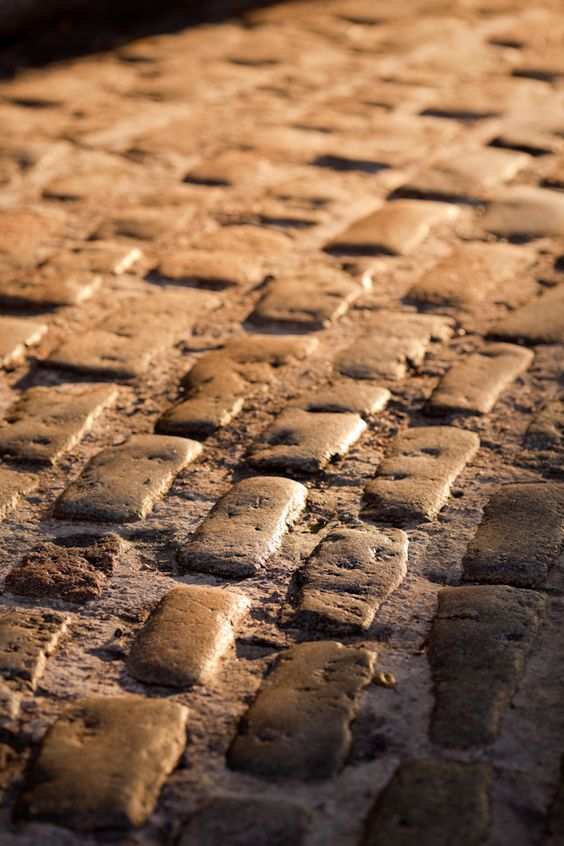 Hue and Eye Photography - Cobblestone Street, Charleston, SC© Doug Hickok  All Rights Reserved: