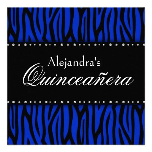 =>>Save on          Royal Blue Zebra Diamonds Quinceanera Personalized Announcements           Royal Blue Zebra Diamonds Quinceanera Personalized Announcements Yes I can say you are on right site we just collected best shopping store that haveThis Deals          Royal Blue Zebra Diamonds Qu...Cleck Hot Deals >>> http://www.zazzle.com/royal_blue_zebra_diamonds_quinceanera_invitation-161273903098613975?rf=238627982471231924&zbar=1&tc=terrest