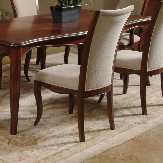 South Hampton Dining Side chairs and set