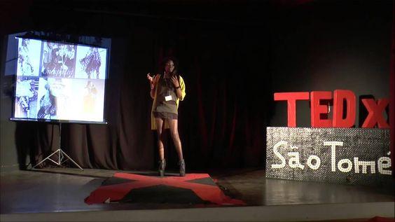 Katya Silva julga que o mundo somente caminha se quebrarmos o medo, a insegurança de sonhar mais alto, concluindo que o mais importante que sonhar é arregaçar as mangas e fazer acontecer, a concretização do futurismo está dependente do próximo momento, para ela o TEDxSãoTomé foi um desses momentos de ouro.