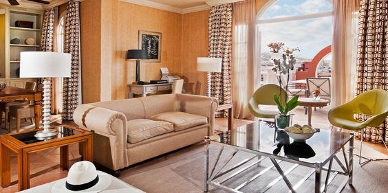 Casas Ducales - Suite Real