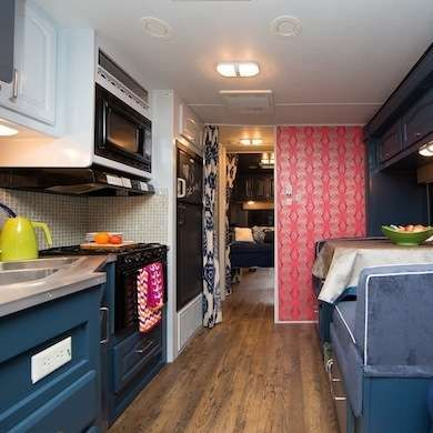 Mobile Home Remodeling - 9 Totally Amazing Before and Afters - Bob Vila |  For the Home | Pinterest | Vila, Bobs and Rv makeover