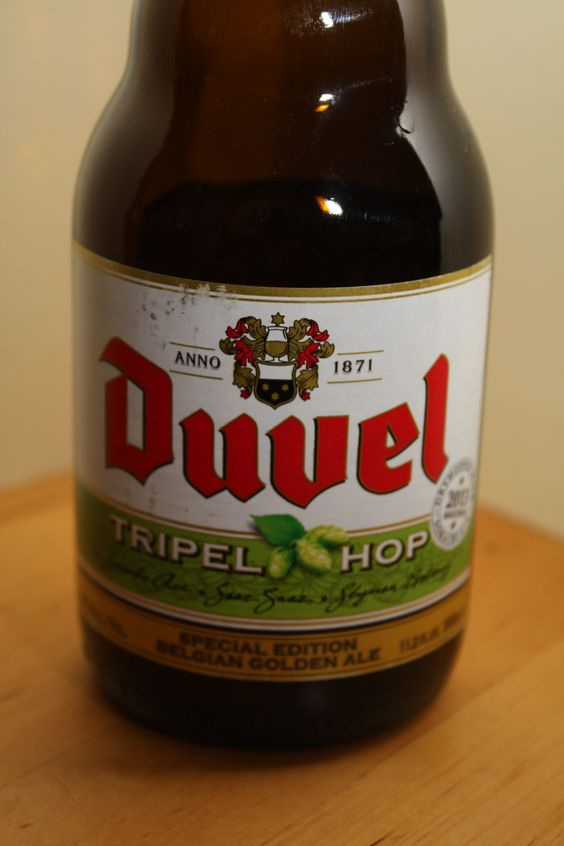 Duvel - Tripel Hop    Excellent