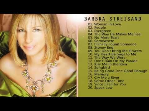 284 Barbra Streisand Full Album 2017 Greatest Hits Best Of