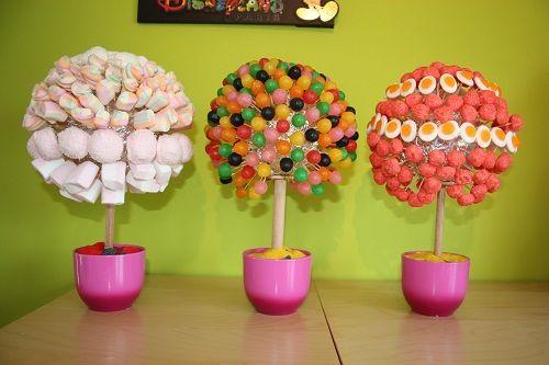 arbres bonbons id es en vrac pinterest bonbon. Black Bedroom Furniture Sets. Home Design Ideas
