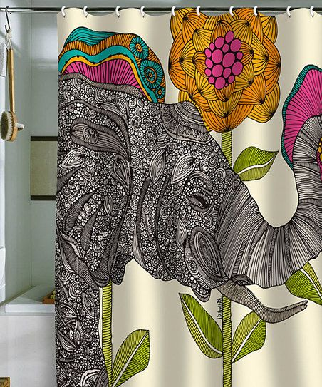 DENY Designs Aaron Shower Curtain | M5V Condo | Pinterest | Shower ...