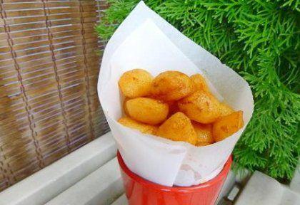 Vajban sült krumpligolyók | NOSALTY – receptek képekkel
