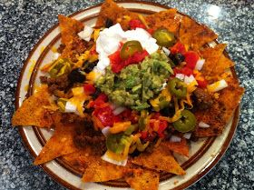 Low Carb Nachos | OMG GET IN MY PREGNANT BELLY :) please and thank you.