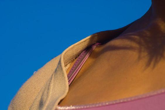 me gusta el contraste que hicieron los colores, el azul del cielo, rosado.... bueno ahi la tienen