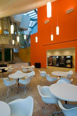 Lewis Science Library in Princeton by Frank Gehry
