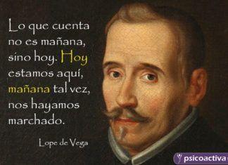 100 frases maravillosas de Lope de Vega