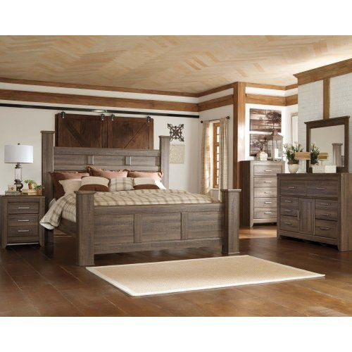 King Cal King Poster Footboard With Images Bedroom Furniture