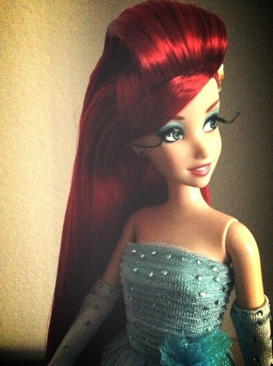 Disney dolls & more