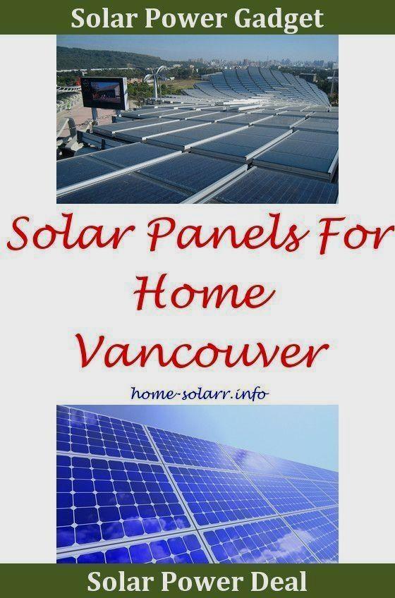 Solar Power Deciding To Go Environmentally Friendly By Converting To Solar Energy Is Unquestionably Solar Energy For Home Solar Power House Residential Solar