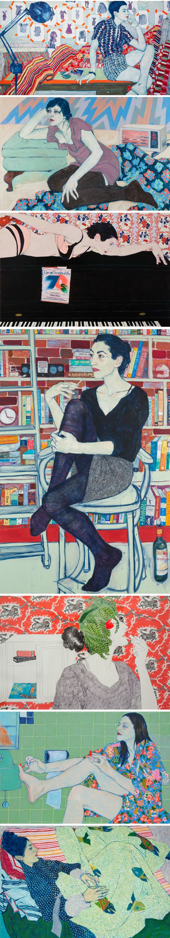 hope gangloff (The Jealous Curator):
