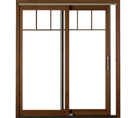 pella proline 450 series sliding patio door elmwood concepts pinterest front. Black Bedroom Furniture Sets. Home Design Ideas
