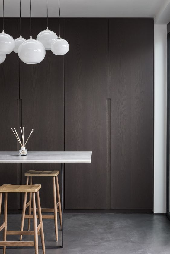 Luxury Black Kitchens 200+ Black Modern Kitchen Ideas - k amp uuml che im landhausstil
