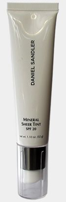Excellent mineral tint.