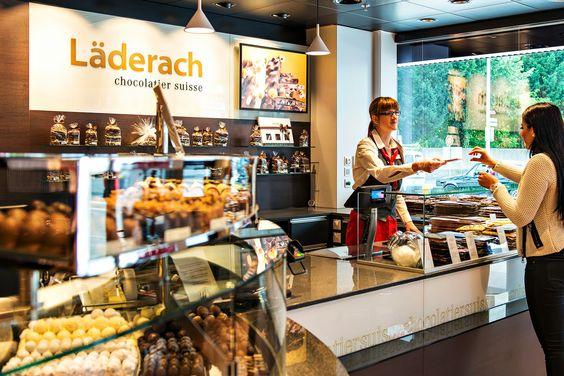 Filines Testblog: FrischSchoggi von Läderach - chocolatier suisse