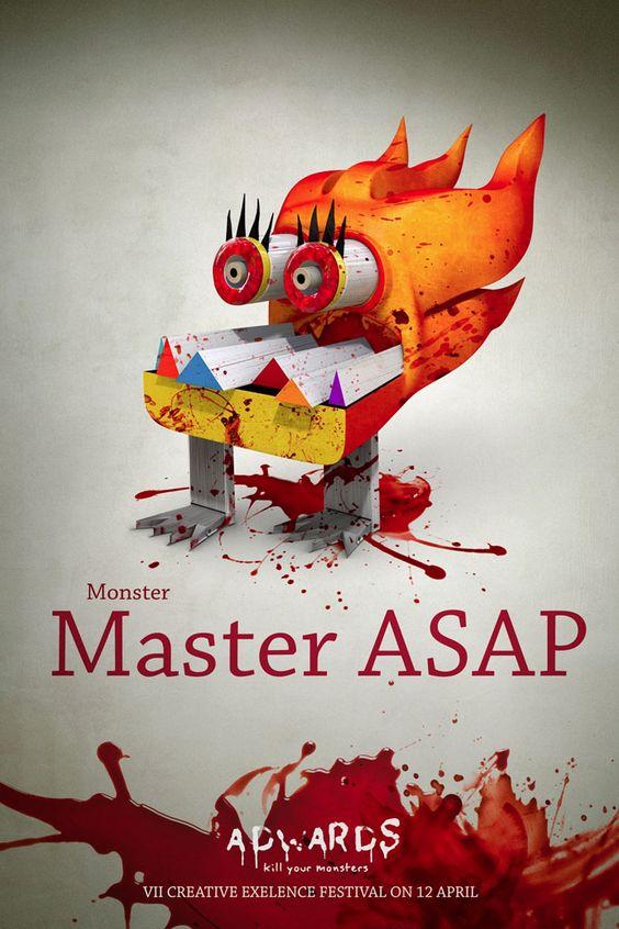 Los monstruos de todo creativo