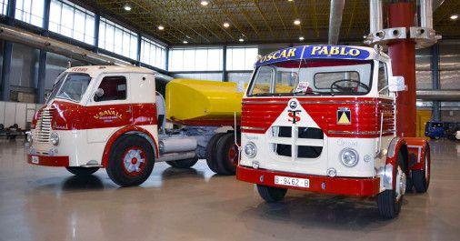 Feria Clasicos Auto Antic Alicante 00 Camiones Clasicos Camion