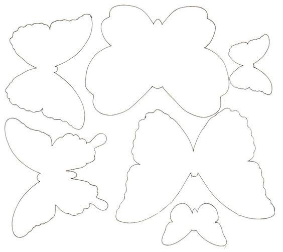 Free Printable Crazy Quilt Patterns | Butterflies a Flutter Baby Quilt Pattern | FaveQuilts.com