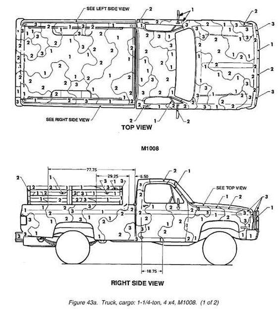 cucv m wiring diagram cucv trailer wiring diagram for auto cucv headlight wiring diagram